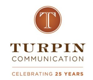 Celebrating 25 years of client loyalty at Turpin Communication
